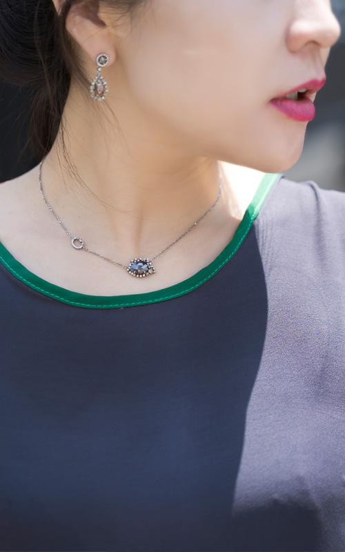 1128639 - [나스첸카 NASCHENKA] 반했어요 _  rough diamond 18K 러프 다이아몬드 목걸이