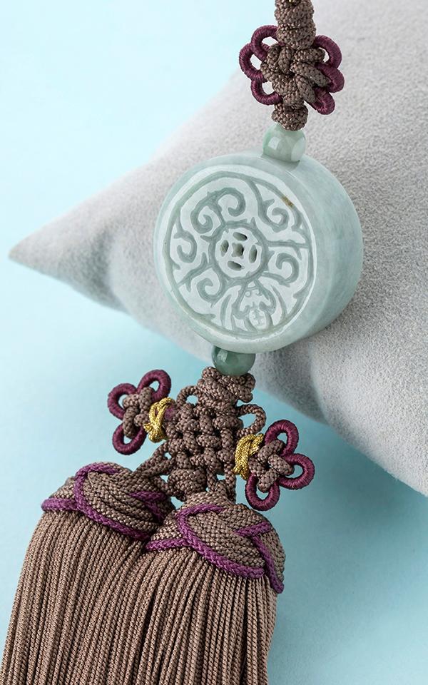 1279815 - [나스첸카 NASCHENKA] 재물 노리개 _ jade 비취 노리개