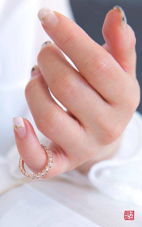 1361602 - [나스첸카 NASCHENKA] 공유 _ diamond 14K 다이아몬드