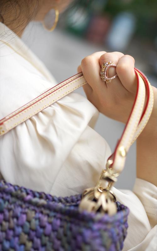 1019793 - [나스첸카 NASCHENKA] 개인의 취향 _  rough diamond 18K 러프 다이아몬드 반지