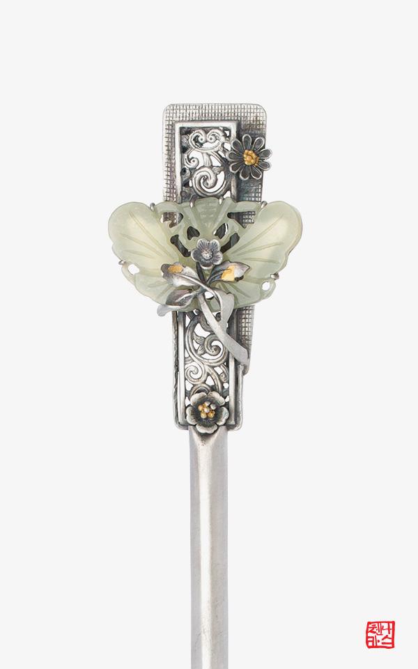 1469752 - [나스첸카 NASCHENKA] 문화유산 옥비녀 02.